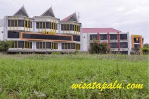 Gedung Rektorat UNTAD