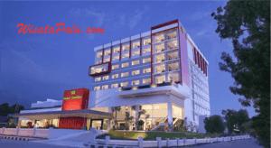 Hotel Paling diminati di Palu Santika