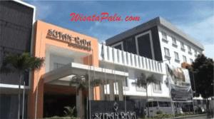 Hotel Paling diminati di Palu Sutan Raja