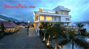 Hotel Paling diminati di Palu Swiss Belt
