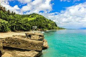 Tempat Wisata di Kota Palu Pantai Enu