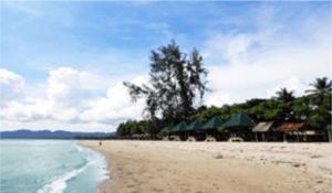 Kota Palu Pantai Taipa