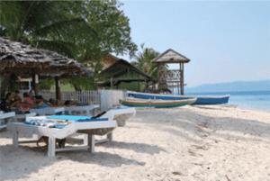 Kota Palu Pantai Tanjung Karang