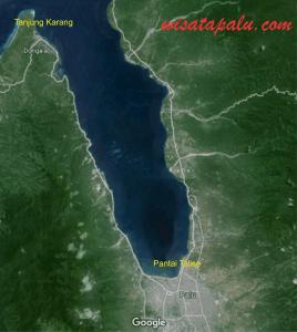tempat wisata di Palu Tempat menikmati gerhana matahari total