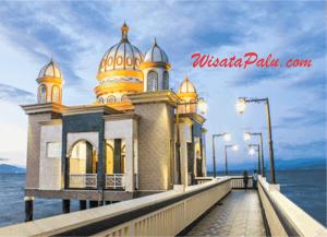 wisata Palu mesjid religi