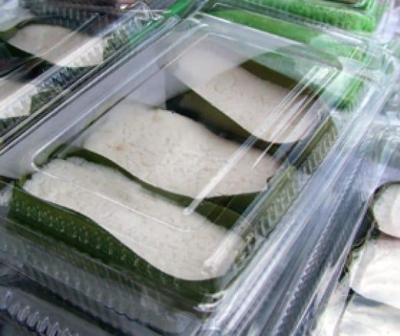 Kue Tetu merupakan kue tradisional terlaris di bulan puasa di kota Palu