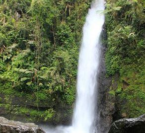 Objek Wisata Kabupaten Poso : Air Terjun dan Danau