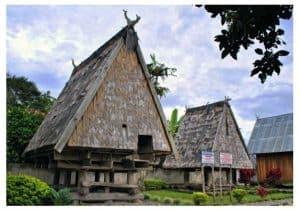 Rumah Tambi adalah rumah Adat di Sulawesi Tengah