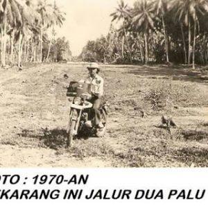 Sejarah Kota Palu dan Suku Kaili Jalur 2 Kota Palu Tahun 1970