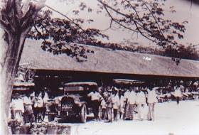Pasar Tua Kota Palu Tahun 1957