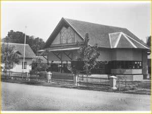 Rumah Belanda di Kota Palu