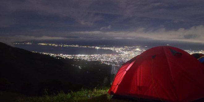 Mutiara tersembunyi di Puncak Gunung Matantimali
