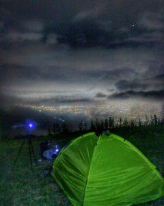 Puncak Gunung Matantimali