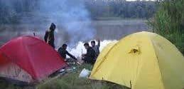 Tempat Wisata Alam Danau Tambing