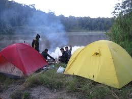 Wisata Alam Danau Tambing !! Tempat wisata dingin di Palu