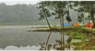 wisata alam danau tambing