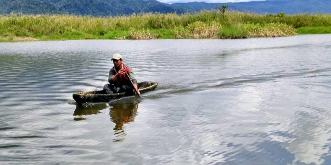 Danau Wanga Poso Sulawesi Tengah