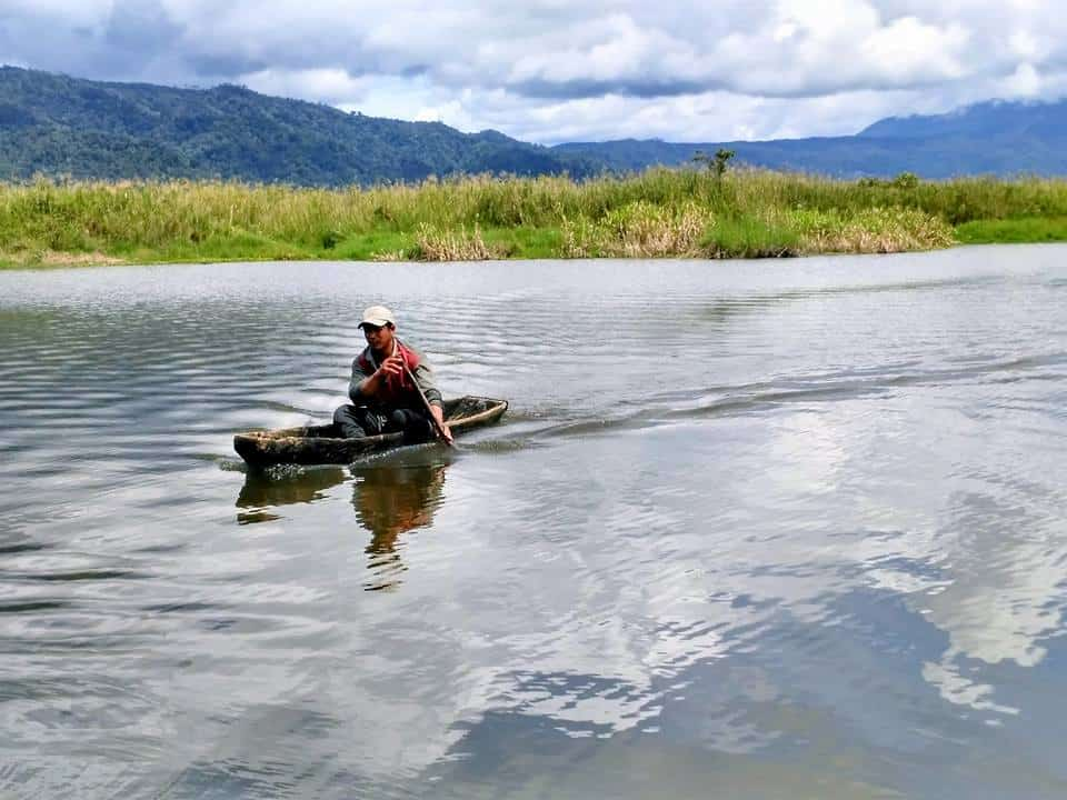 Danau Wanga Poso