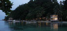 Fasilitas Pulau Togean