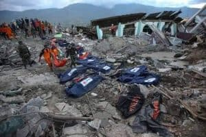 Mengenang Gempa dan likuifaksi Palu