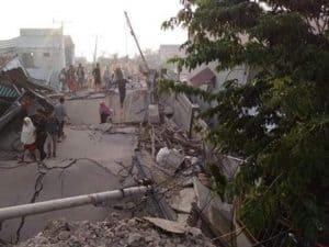 Mengenang Gempa dan Tsunami Palu