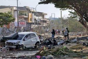 Mengenang peristiwa Gempa dan Tsunami Palu