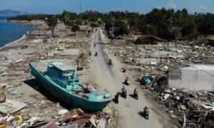 Mengenang tsunami dan gempa kota palu